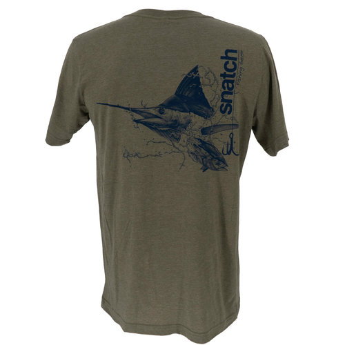 Snatch Marlin T-Shirt