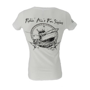 Fishing Ain't For Sissies Sportfish T-Shirt - Women's