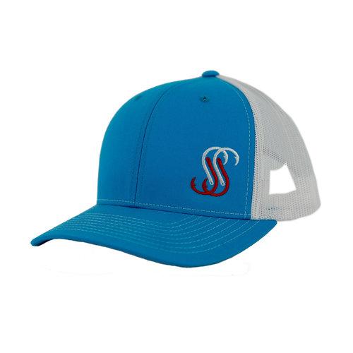 Salty Swagger Mesh Trucker Hat
