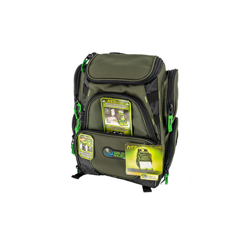 Wild River WT3508 Multi Tackle Small Backpack