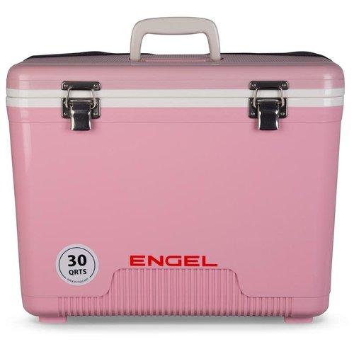 Engel 30QT leak-proof air-tight drybox/cooler