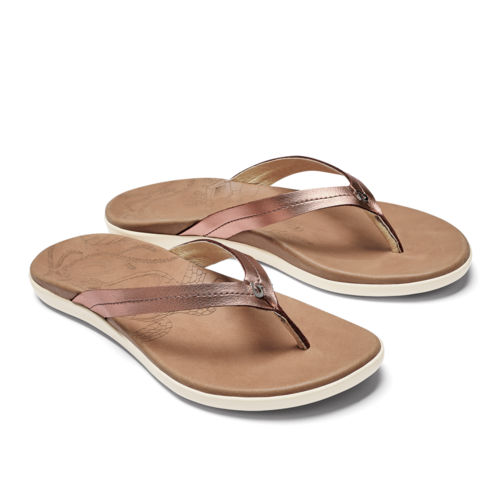 Olukai Honu Women's Leather Sandals