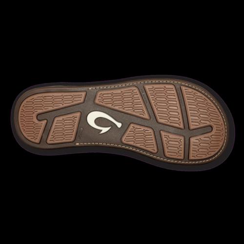 Olukai Tuahine Men's Waterproof Leather Beach Sandals