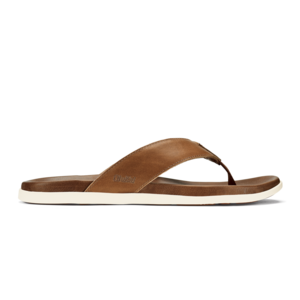 Olukai Nalukai Men's Leather Beach Sandals