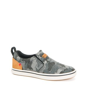 Xtra Tuf WOMEN'S CANVAS SHARKBYTE DECK SHOE