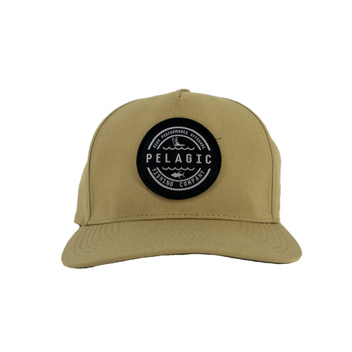 Pelagic DEEPSEA SNAPBACK FISHING HAT