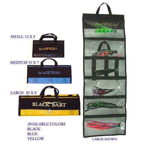 Black Bart Large Lure Bag Black