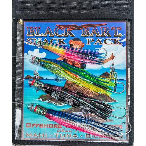 Black Bart BRAVO SNACK PACK