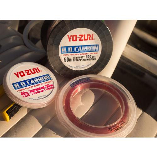 Yo-Zuri H.D. CARBON -  30 YD CLEAR