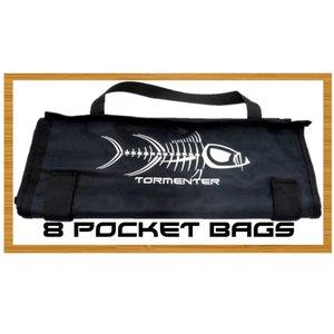 Tormenter 8 Pocket Lure Bag