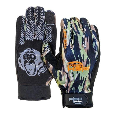 Fish Monkey Free Style Custom Glove