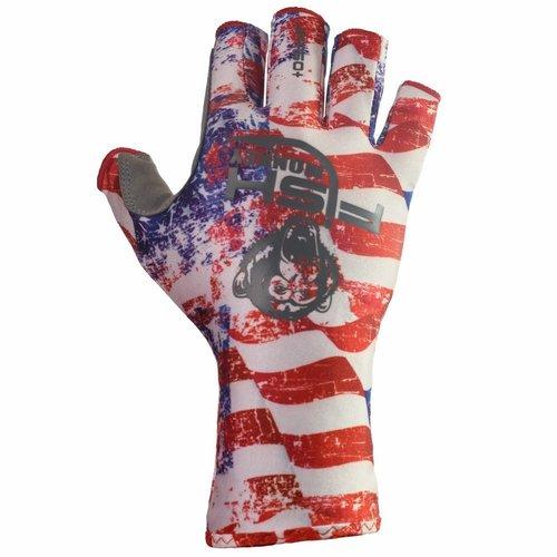 Fish Monkey Half Finger Guide Gloves