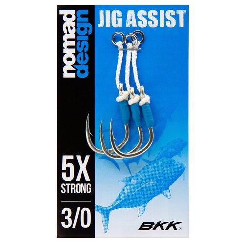 Nomad Jigging Assist Hook Packs