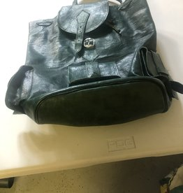 Green Back Pack