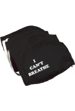 Re-Usable I Can't Breathe Mask - 5 Pck