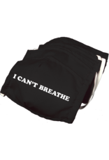 Re-Usable I Can't Breathe Mask - 1 Pck