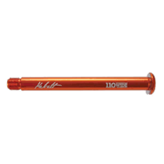 Fox Suspensiones Eje Fox 15mm Kabolt 110mm Orange Anodized