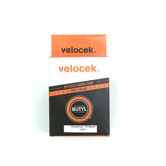 Veloce Cámara Veloce 700 x 28/32c Butyl F/V 48mm