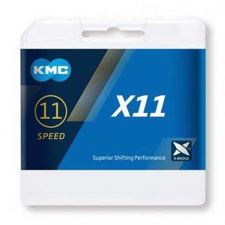 KMC Cadena KMC X11 Dorada - 11 vel