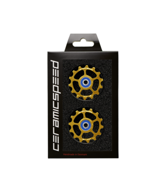Ceramic speed PULLEY WHEELS SRAM EAGLE GOLD STANDARD
