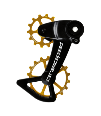 Ceramic speed OSPW X SRAM ALTERNATIVE EAGLE AXS OR COATED