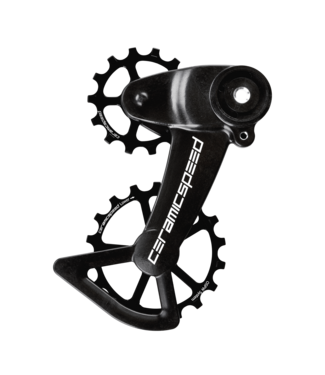 Ceramic speed OSPW X SRAM EAGLE AXS NOIR COATED
