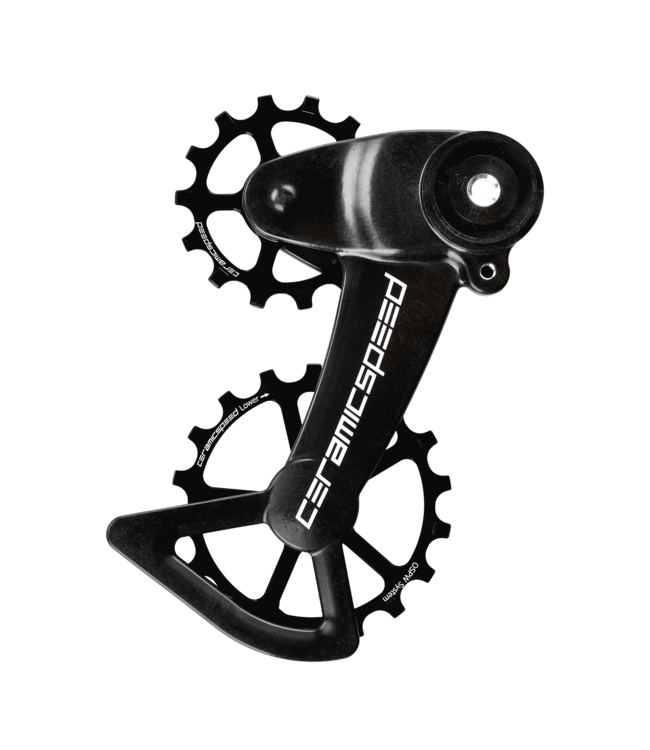 Ceramic speed OSPW X SRAM EAGLE AXS BLK COATED