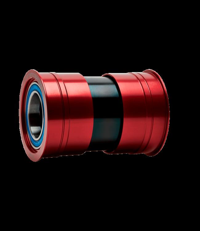 Ceramic speed EVO386 SRAM DUB ROUGE COATED
