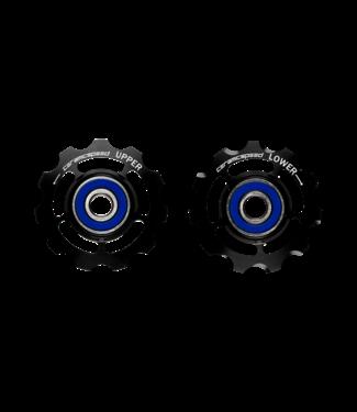 Ceramic speed GALETS SRAM 11S ROAD  NOIR STANDARD