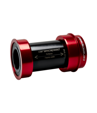 Ceramic speed BBRIGHT SHIMANO RED STANDARD