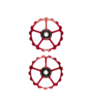Ceramic speed CERAMICSPEED OSPW (SPARE) 17T RED STANDARD