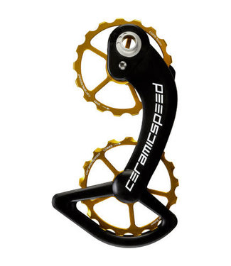 Ceramic speed OSPW SHIMANO 10+11S GOLD COATED