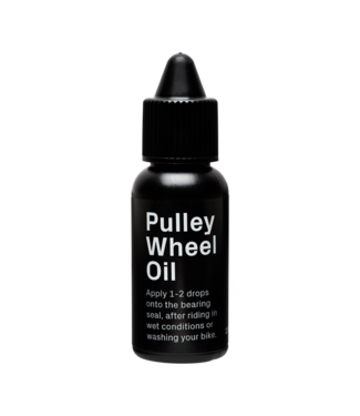 Ceramic speed OIL FOR PULLEY WHEEL BEARING
