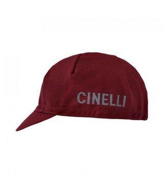 Cinelli CASQUETTE CREST BOURGOGNE