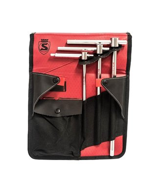Silca OUTILS T-HANDLE FOLIO