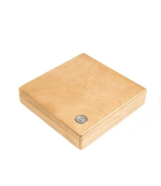 Silca YPSILON HOME KIT WOOD BOX