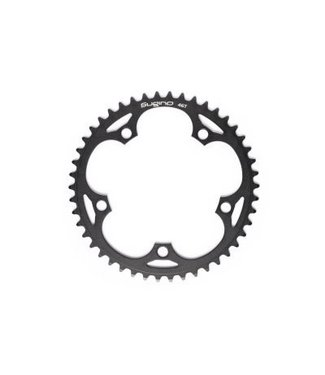 SUGINO CHAINRING SINGLE 130J TRACK