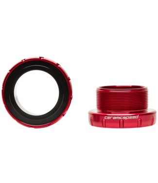 Ceramic speed ITA DUB RED COATED