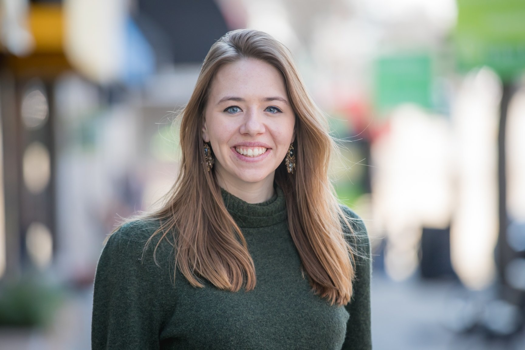 Welcome Abigail, Our New Operations Director