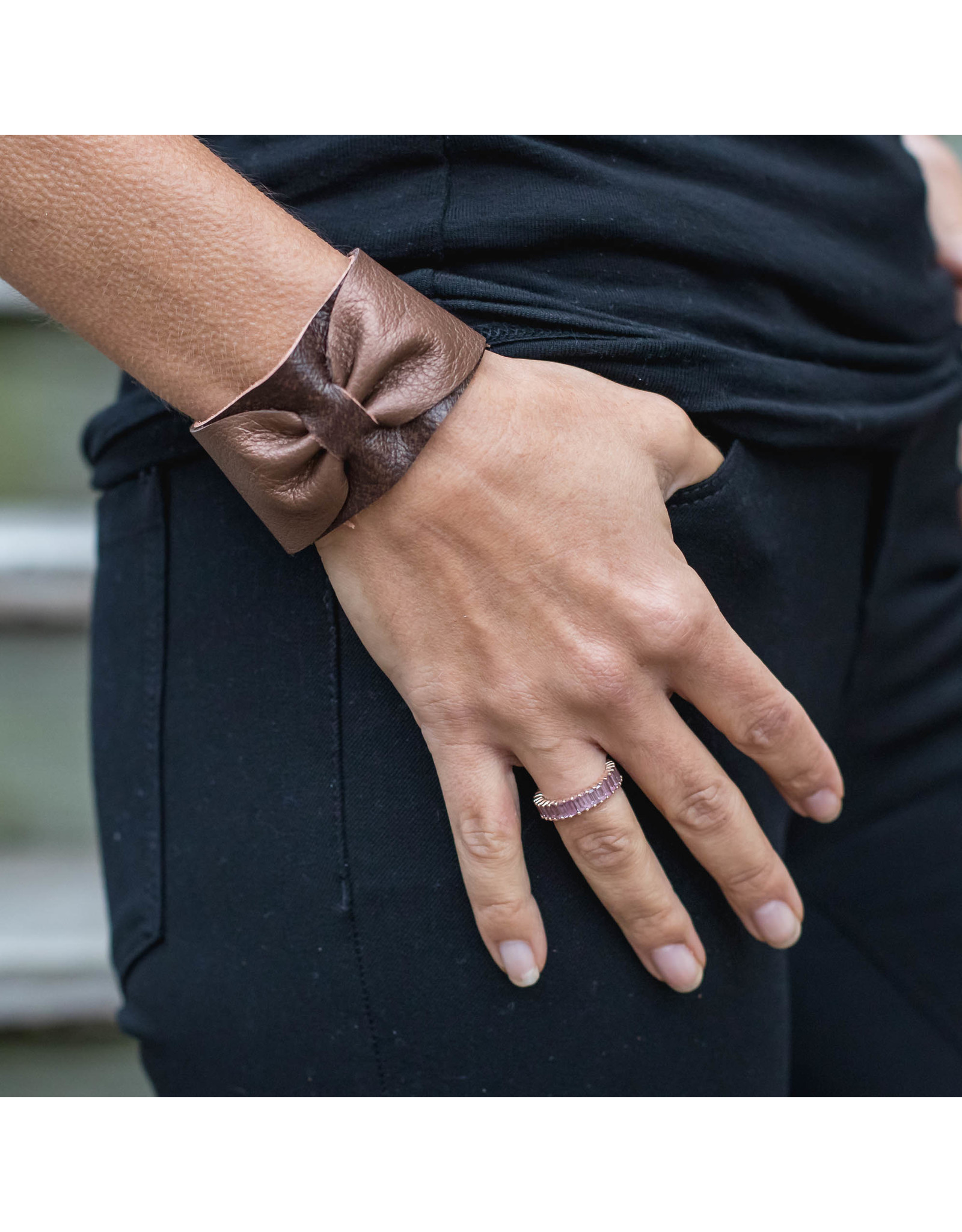 The Shalom Bracelet