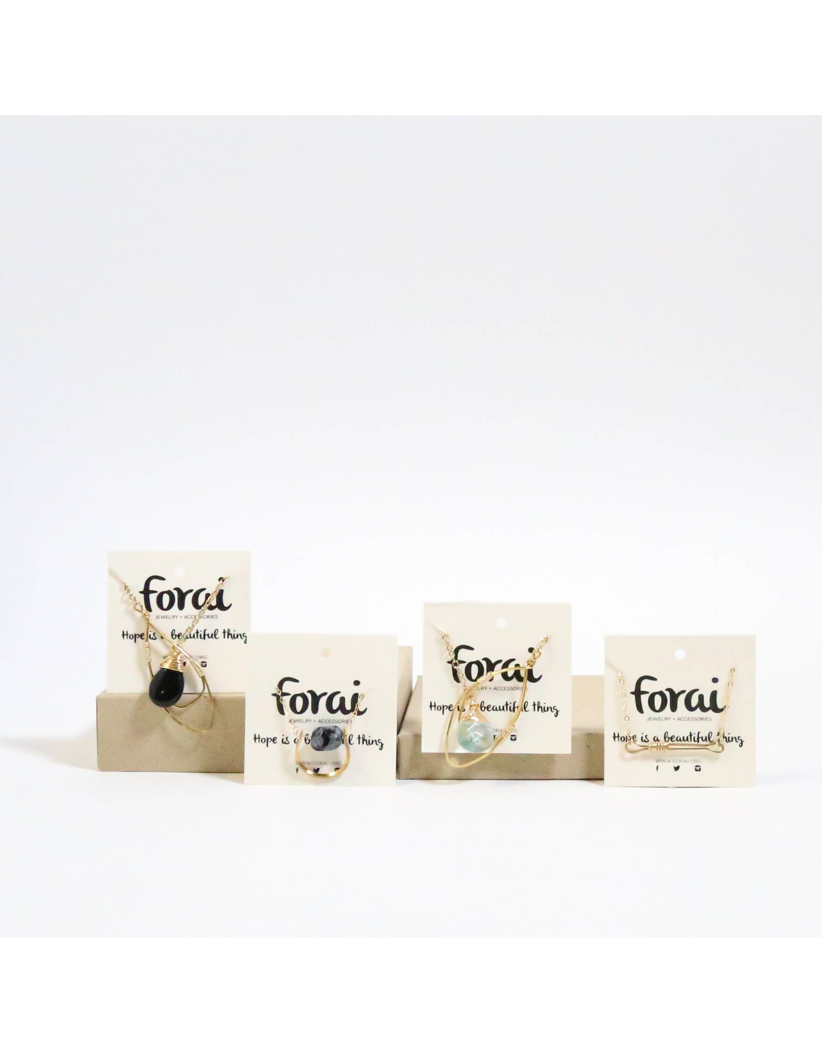 Forai Necklaces
