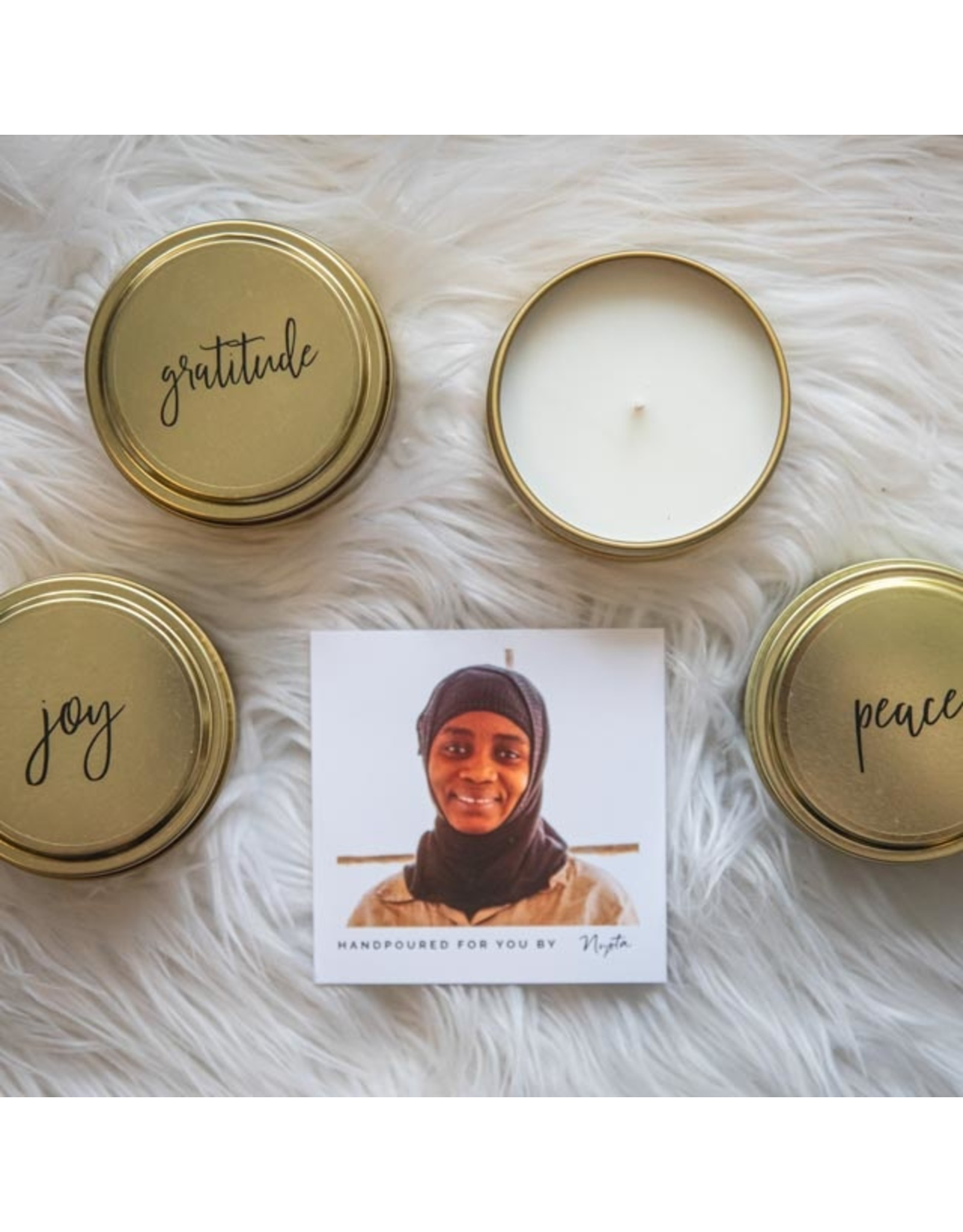 Prosperity Candles