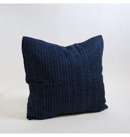 Pillow Case- Kantha 14 x 14 in