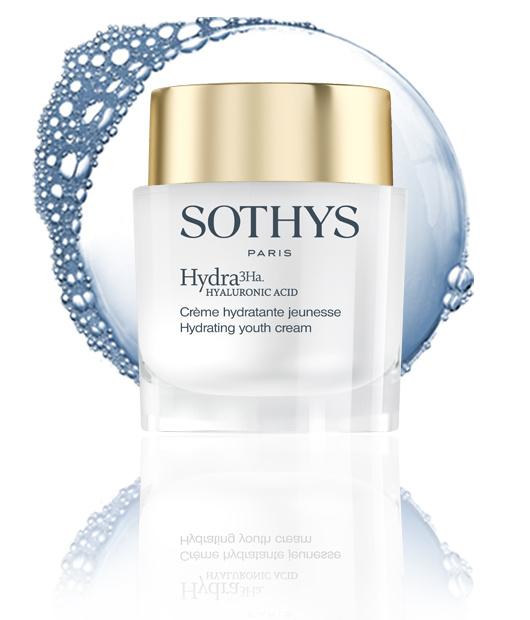 Sothys Crème jeunesse Hydratante jeunesse Hydra3Ha