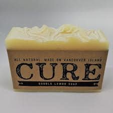 CURE Cure Soap Double Lemon