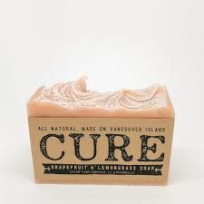 CURE CURE BODY SOAP GRAPEFRUIT