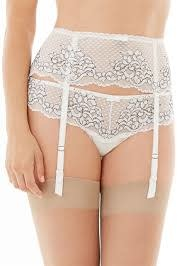 MONTELLE MONTELLE CHANTILLY GARTER BELT