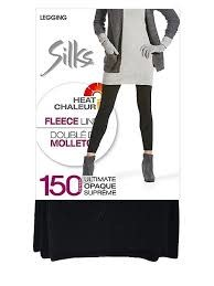 Silks Heat Fleece lined leggings