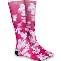 Blossom Knee-High Socks