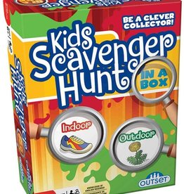 Outset Media Kids Scavenger Hunt In A Box